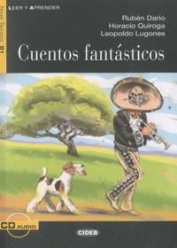 Rubén Dario et Horacio Quiroga - Cuentos fantásticos. 1 CD audio