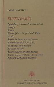 Rubén Dario - Ruben Darío - Obra poética.