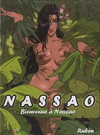 Ruben Del Rincon - Nassao Tome 1 : Bienvenue à Nassao.