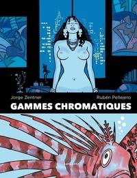 Ruben Pellejero et Jorge Zentner - Gammes chromatiques.