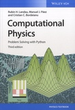 Rubin-H Landau et Manuel J Paez - Computational Physics - Problem Solving with Python.