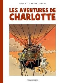 Rudi Miel et André Taymans - Les aventures de Charlotte Holmes  : .