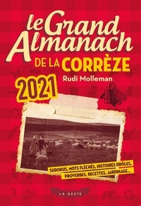 Rudi Molleman - Le grand almanach de la Corrèze.