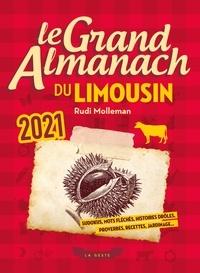 Rudi Molleman - Le grand almanach du Limousin.