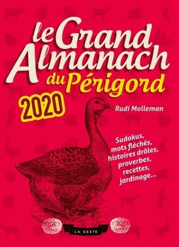 Rudi Molleman - Le Grand Almanach du Périgord.