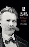Rüdiger Safranski - Nietzsche. - Biographie d'une pensée.