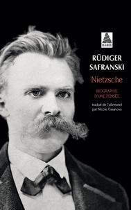 Amazon livres audio télécharger Nietzsche.  - Biographie d'une pensée par Rüdiger Safranski