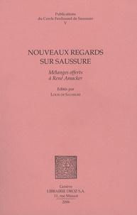 Rudolf Engler et Raffaele Simone - Nouveaux regards sur Saussure - Mélanges offerts à René Amacker.