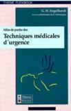 Rudolf Menningen et Gustav-Heinz Engelhardt - Atlas de poche des techniques médicales d'urgence.