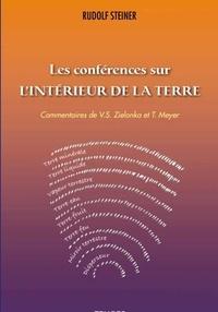 Rudolf Steiner - Conférences sur l'intérieur de la Terre ?.