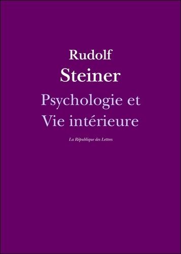Psychologie et Vie intérieure