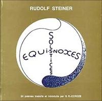 Rudolf Steiner - Solstices équinoxes.
