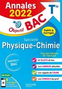 Rudy Latchimy et Frédérique de La Baume - Spécialité Physique-Chimie Tle.