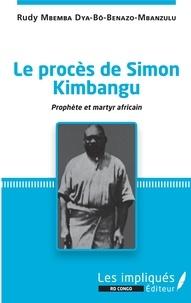 Birrascarampola.it Le procès de Simon Kimbangu - Prophète et martyr africain Image