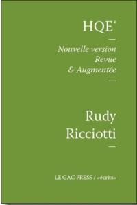 Rudy Ricciotti - HQE - La HQE brille comme ses initiales sur la chevalière au doigt.