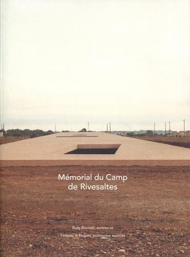 Rudy Ricciotti - Mémorial du Camp de Rivesaltes.