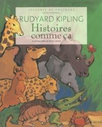 Histoires comme ça - Rudyard Kipling - Format ePub - 9782700032253 - 6,49 €