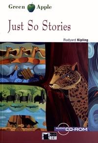 Rudyard Kipling - Just So Stories. 1 Cédérom