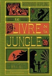Rudyard Kipling et  MinaLima - Le Livre de la Jungle.