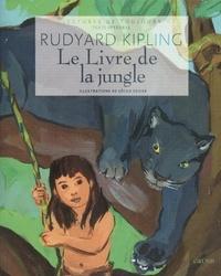 Rudyard Kipling et Cécile Geiger - Le livre de la jungle.