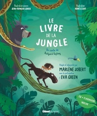 Rudyard Kipling - Le livre de la jungle. 1 CD audio MP3
