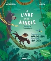 Rudyard Kipling - Le livre de la jungle. 1 CD audio MP3