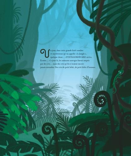 Le livre de la jungle  avec 1 CD audio MP3