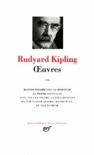 Oeuvres- Tome 3 - Rudyard Kipling | Showmesound.org
