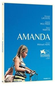 Pyramide distribution - Amanda. 1 DVD
