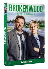 Murray Keane - Brokenwood - Meurtres au coeur du village - Saison 5. 2 DVD