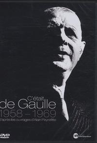René-Jean Bouyer - C'était de Gaulle - 1958-1969. 1 DVD