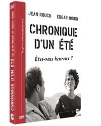 Jean Rouch et Edgar Morin - Chronique d'un été. 1 DVD