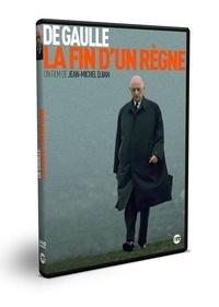 Jean-Michel Djian - De Gaulle, la fin d'un règne - DVD vidéo.