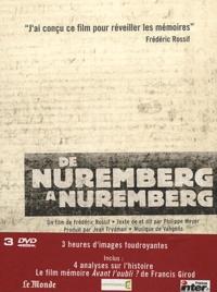 Frédéric Rossif - De Nuremberg à Nuremberg.