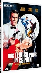 Umberto Lenzi - Des fleurs pour un espion. 1 DVD