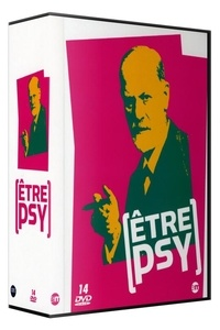 Daniel Friedmann - Etre psy - 14 DVD vidéo.