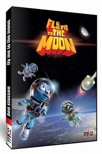 Ben Stassen - Fly me to the moon. 1 DVD