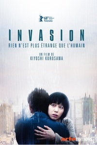 Kiyoshi Kurosawa - Invasion - dvd. 1 DVD