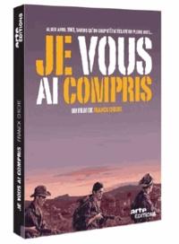 Franck Chiche - Je vous ai compris. 1 DVD