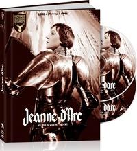 Gustav Ucicky - Jeanne d'Arc (1935) - Avec 1 livre-mediabook, 1 DVD. 1 Blu-ray