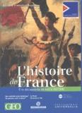 Mindscape - L'histoire de France - CD-ROM.