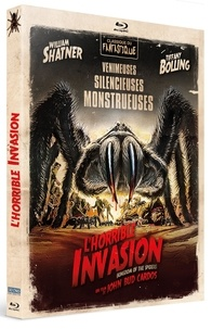 John Bud - L'horrible invasion. 1 Blu-ray