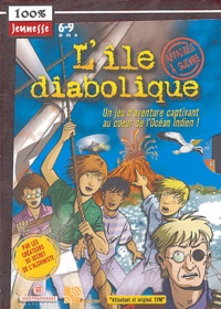 Mindscape - L'Ile diabolique - CD-ROM.