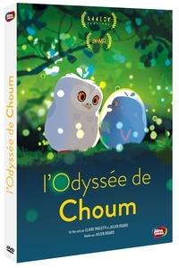 Julien Bisaro - L'Odyssee de Choum. 1 DVD