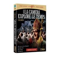 Stellio Lorenzi et André Castelot - La camera explore le temps - Volume 9. 4 DVD