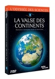 Christopher Hooke et Yanick Rose - La valse des continents. 2 DVD