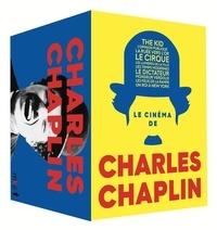 Charlie Chaplin - Le cinéma de Charlie Chaplin. 10 DVD