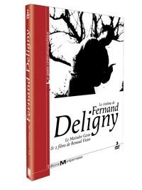 Renaud Victor et Fernand Deligny - Le cinéma de Fernand Deligny - 3 DVD vidéo.