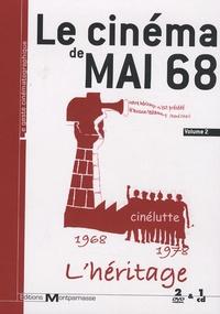 Collectif Cinélutte - Le cinéma de mai 68 - 2 DVD, Volume 2. 1 CD audio