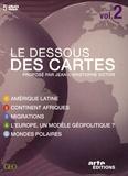 Jean-Christophe Victor - Le dessous des cartes - Volume 2. 5 DVD